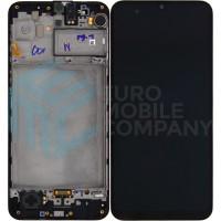 Samsung Galaxy M31 SM-M315F (GH82-23019A) Display - Black