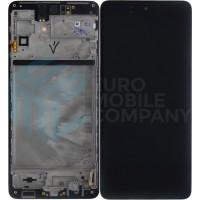 Samsung Galaxy M51 (SM-M515F) GH82-23568A Display - Black