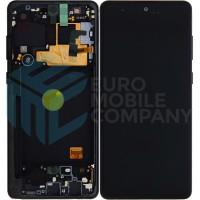 Samsung Galaxy Note 10 Lite SM-N770F (GH82-22055A) Display - Black