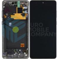 Samsung Galaxy Note 10 Lite SM-N770F (GH82-22055B) Display - Aura Glow/Silver