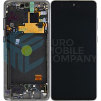 Samsung Galaxy Note 10 Lite SM-N770F (GH82-22055B) LCD Display - Aura Glow/Silver