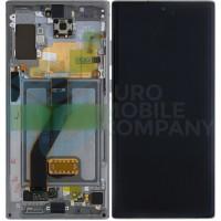 Samsung Galaxy Note 10 Plus GH82-20838C (SM-N975F) Display Complete - Aura Glow / Silver