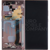 Samsung Galaxy Note 20 Ultra (SM-N986/DS) Display Complete (GH82-23597D) - Bronze