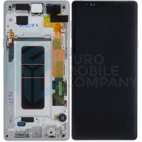 Samsung Galaxy Note 9 SM-N960F (GH97-22269F) Display Complete - White