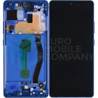Samsung Galaxy S10 Lite SM-G770F (GH82-21672C) Display Complete - Blue