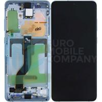Samsung Galaxy S20 Plus SM-G985F (GH82-22134D) Display Complete - Cloud Blue