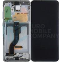 Samsung Galaxy S20 Plus SM-G985F (GH82-22145B) Display Complete - Cloud White