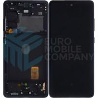 Samsung Galaxy S20FE SM-G780F (GH82-24220A) Display Complete - Cloud Navy
