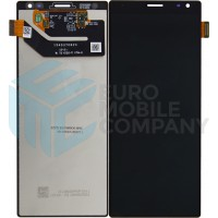 Sony Xperia X10 Plus Display + Digitizer Complete OEM Service Part - Black