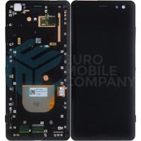 Sony Xperia XZ3 Display + Digitizer + Frame  - Black