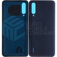 Xiaomi Mi 9 Lite Back Cover - Black