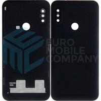 Xiaomi Mi A2 Lite Battery Cover - Black