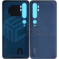 Xiaomi Mi Note 10 Battery Cover - Midnight Black