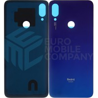Xiaomi Redmi Note 7 Battery Cover - Blue