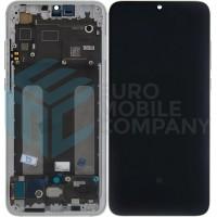 Xiaomi Mi 9 Lite LCD + Touchscreen + Frame (OEM) - Gold