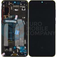 Xiaomi Mi 9 SE Amoled Display + Digitizer + Frame OEM Complete - Black
