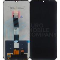 Xiaomi Redmi 9A Display + Digitizer Complete - Black