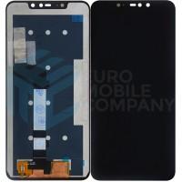 Xiaomi Redmi Note 6 Pro Display + Digitizer Complete - Black