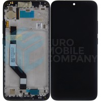 Xiaomi Redmi Note 7 5606100920C7 OEM Service Part Screen + Frame - Black