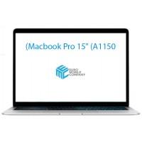 Macbook Pro 15 inch - A1150