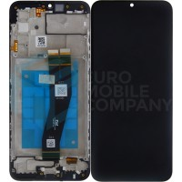 Samsung Galaxy A02s (SM-A025F) GH81-20181A Display Complete + Frame - Black