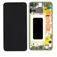 Samsung Galaxy S10E SM-G970F Display Complete (GH82-18852G) - Canary Yellow