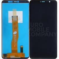 Wiko Y80 Display + Digitizer Complete - Black