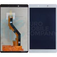 Samsung Galaxy Tab A 8.0 (2019) SM-T290 Display + Digitizer Complete - White