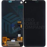 Google Pixel 4a 5G (G025I) Display + Digitizer Complete- Black