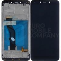 LG K20 2019 (LM-X120) Display + Digitizer + Frame - Black
