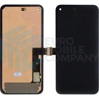 Google Pixel 5 LCD + Digitizer + Frame - Black