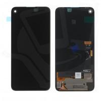 Google Pixel 4a (G025N) Display + Digitzer (G949-00007-01) Black