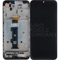 Motorola Moto G10 Display Complete + Frame (5D18C18090) - Black