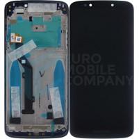 Motorola Moto G6 Play Display + Frame (5D68C10049) - Deep Indigo