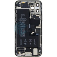iPhone 11 Pro Middle Frame OEM Pulled (A) Complete With Parts & Battery - White