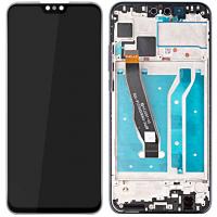 Huawei Y9 2019 (JKM-LX3) Display + Digitizer + Frame - Black