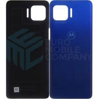 Motorola Moto G5G Plus Back cover ( SL98C78885) - Surfing Blue
