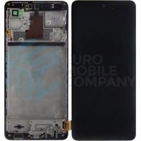 Samsung Galaxy M62 (SM-M625F) GH82-25478A Display - Black