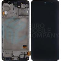 Samsung Galaxy M31s SM-M317F (GH82-24114A) Display Black