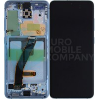 Samsung Galaxy S20/S20 5G SM-G980F/SM-G981F (GH82-22131D) Display Complete - Blue