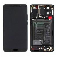 Huawei Mate 10 02351QAH (ALP-L09/ ALP-L29) OEM Service Part Screen Incl. Battery - Black
