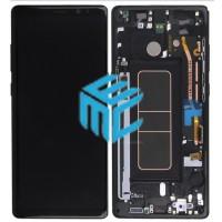 Samsung Galaxy Note 8 (SM-N950F) Display incl.Digitizer With Frame -  Black