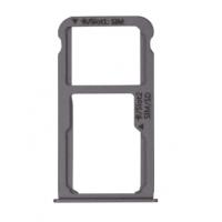 Huawei Ascend Mate 8 (NTX-L09) Sim & SD-Card Holder - Coffee