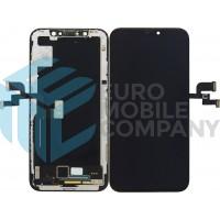 iPhone X Full Original Pulled Display - Black
