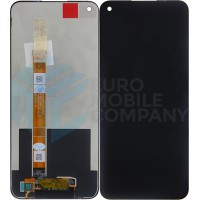 Oppo A53 / A53S  (CPH2127 / CPH2321) Display + Digitizer Complete - Black