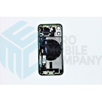 iPhone 12 Mini Middle Frame OEM Pulled (A) Complete With Parts (No Battery) - Green
