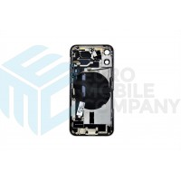IPhone 12 Mini Middle Frame OEM Pulled (A) Complete With Parts (No Battery) - White