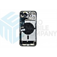iPhone 12 Pro Max Middle Frame OEM Pulled (A) Complete With Parts (No Battery) - White