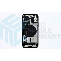 iPhone 12 Middle Frame OEM Pulled (A) Complete With Parts (No Battery) - Black
