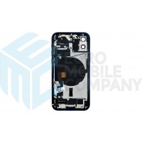 iPhone 12 Middle Frame OEM Pulled (A) Complete With Parts (No Battery) - Blue